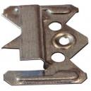 lambéria kapocs 3 mm-es 250 db/doboz